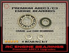 OS FS 40 SURPASS  RC ENGINE BEARINGS KIT W/CAM BEARINGS SET PREMIUM OS FS40 old