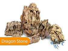 AQUARIUM FISH TANK DRAGON STONE NATURAL ROCK ORNAMENT & DECORATION SHRIMP TANK