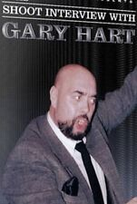 Gary Hart Shoot Interview Wrestling DVD WCW WCCW NWA