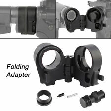 Durable Folding Adapter Aluminum Alloy Bracket Connector Outdoor Hunting Parts