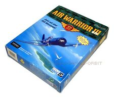 AIR WARRIOR III 3 für IBM Windows 95 in großer Box von Kesmai