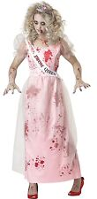 PROM ZOM (ZOMBIE) SIZE JUNIOR 3-5 HALLOWEEN COSTUME BRAND TOTALLY GHOUL