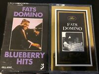 Lot of 2 The Very Best of Fats Domino Cassette Tapes Heartland