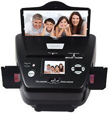 10MP Film Scanner 5mm Negative Slide Photo Scanner NameCard to Digital Converter