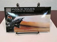 2009 HALO WARS SPARTAN LIMITED EDITION PROMO FIGURE & PACKAGING MEGA BLOKS MIP