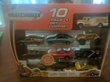 Matchbox Car 10pk. Brand New!