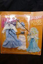 Barbie vintage Skipper tenue Get Ups'n Go 1976 #9746 Neuf