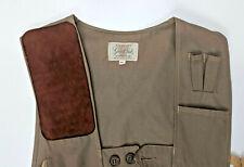 Bob Allen Gun Competition Trap Shooting Vest Size ML
