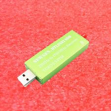 Adaptador USB RTL-SDR RTL2832U + R820T2+ 1Ppm receptor de Stick TCXO de sintonizador de TV