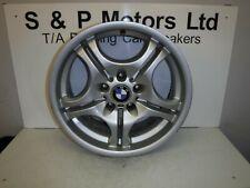 """BMW E46 3 Series 98-06 17"""" 7.5J ET41 Front Alloy Wheel 5x120 2229180 #1"""