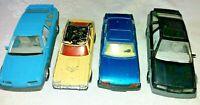 Matchbox Superkings 2 X Sierra XR4i, Peugeot 305 & Ford Capri II, K100 K84 K59