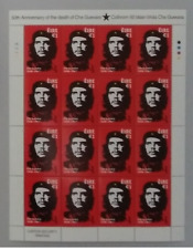 Che Guevara Stamps Full set 16x stamps 1A