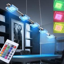 LED 20W couvrir Luminaire suspendu fernbed. VERRE LAMPE pendant RGB