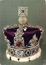 BR92020 imperial statue crown london postcard   uk