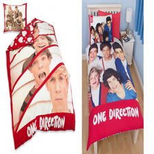 Official 1D One Direction Reversible Duvet Cover Set Boyfriend & Craze Gift Set