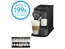 Nespresso® De Longhi Lattissima One EN500.B, 19 bares, Depósito 1 L, Negro