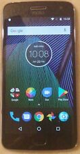 Motorola MOTO G5 Plus (5th Gen) - 32GB Gray Smartphone XT1687 Consumer Cellular