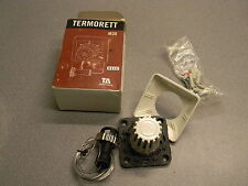 Termorett 50 380-227 Thermostatic head with remote setting, 8-27°C / 46-81°F New
