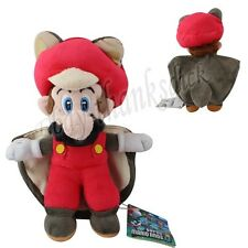 "Nintendo Game New Super Mario Bros. U Mario 22cm/8.8"" Soft Plush Doll Toy New"