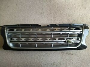 LAND ROVER DISCOVERY 4 FRONT BUMPER GRILLE BLACK