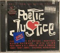 Poetic Justice [Original Soundtrack] by Original Soundtrack CD 1993 Sony
