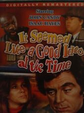 It Seemed Like A Good Idea At The Time (Dvd, 2006) John Candy Isaac Hayes