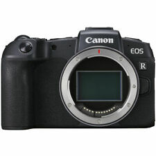 Canon EOS RP Mirrorless Digital Camera (Body Only) 3380C002