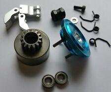 1/8 Nitro Clutch Flywheel Kit 3 Shoe Blue Thunder Tiger Pro 21