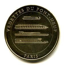 75001 Vedettes du Pont-Neuf, Les bateaux, 2009, Monnaie de Paris