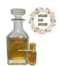 PURE NOIR DE NOIR 12ML PERFUME OIL TRUFFLE VANILLA PATCHOULI TREE MOSS OUD WOOD