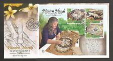 PITCAIRN ISLANDS 2012 ART 4TH SERIES MINISHEET FDC SG,MS848 LOT 4349A
