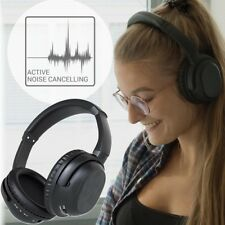 Active Noise Cancelling Bluetooth Kopfhörer Wireless Stereo Headset Over Ear Mic