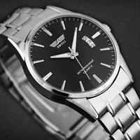 Luxury Fashion Army Sport Stainless Steel Men Quartz Military Wrist Watch A RT