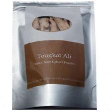 Strong Tongkat Ali Longjack Pasak Bumi 100% Pure Root Extract 200:1  (80Capsule)