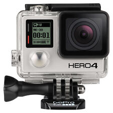 GoPro HERO4 BLACK - Adventure Edition Action Kamera - Silber