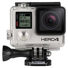 GoPro HERO4  Adventure Edition Action Kamera - Silber