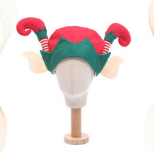 1pc Christmas Hat Lovely Funny Clown Hat for Holiday Party Christamas
