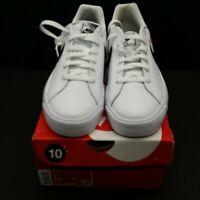 Nike Court Royale AC Men's 10 White Black
