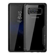 Mosafe® For Samsung Galaxy Note 8 S8 Plus Shockproof Clear Hard Case Cover