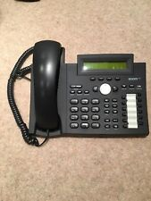 snom 320 VOIP Business Phone 6 phones for sale