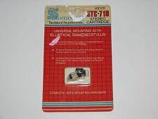Vintage Stanton STC-710 Elliptical Diamond Stereo Stylus