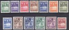 Sierra Leone 1932 1/2d-£1 GV Pict SG 155-167 Sc 140-152 LMM/MLH Cat £250($325)