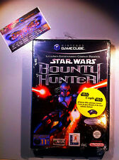 STAR WARS BOUNTY HUNTER NUOVO SIGILLATO SEALED NINTENDO GAMECUBE RARE GC WII
