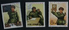 PR China 1967 C123-2,4,5 Liu Yingjun CTO SC#931,933,934