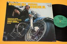 ROCK AND ROLL MACHINE LP ROCK'N' ROLL ORIG GERMANY 1973 EX ! AUDIOFILI !!!