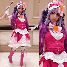Miss Kobayashi's Dragon Maid Kanna Kamui Magic Girl Full Cosplay Costume Size S