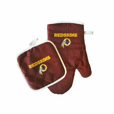 Washington Redskins Oven Mitt and Pot Holder Set