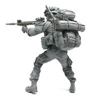 1/35 Modern American Army Special Forces C Resin Soldier Model AH-05 Re