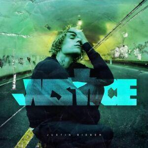 JUSTIN BIEBER - Justice (2021) CD