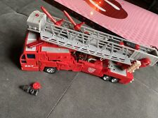 Transformers Optimus Prime Fire Truck Robots in Disguise RID 2001 100% Complete